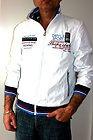 Herren Sportjacke College Jacken Freizeitjacke Jacke Bestickt