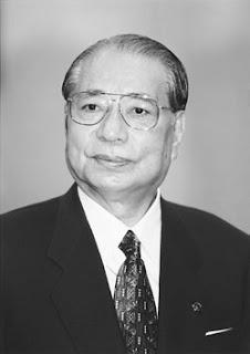Daisaku Ikeda  one of 3 founding presidents of SGI USA peace movement