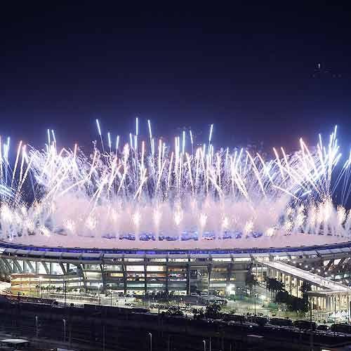 Cerimônia de abertura Rio 2016 - Esporte - Folha de S.Paulo