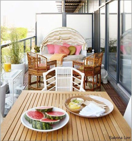 Long Narrow Balcony Ideas | Home Design
