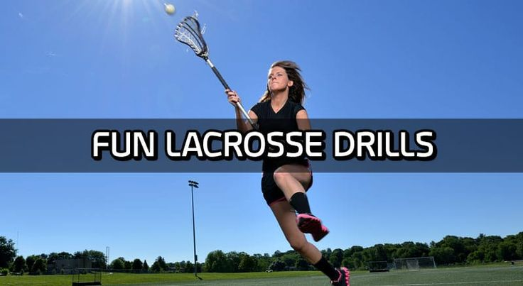Beginning lacrosse players have the need to learn essential skills that are necessary for lacrosse success, but will quickly become bored by routine drills. Fortunately, many fun lacrosse drills have been developed that are geared toward the needs of younger players. Below you'll find a collection of fun lacrosse drills that are particularly aimed at …