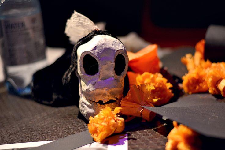 Den mrtvých | Dia De Los Muertos ~ Foto La Sonrisa