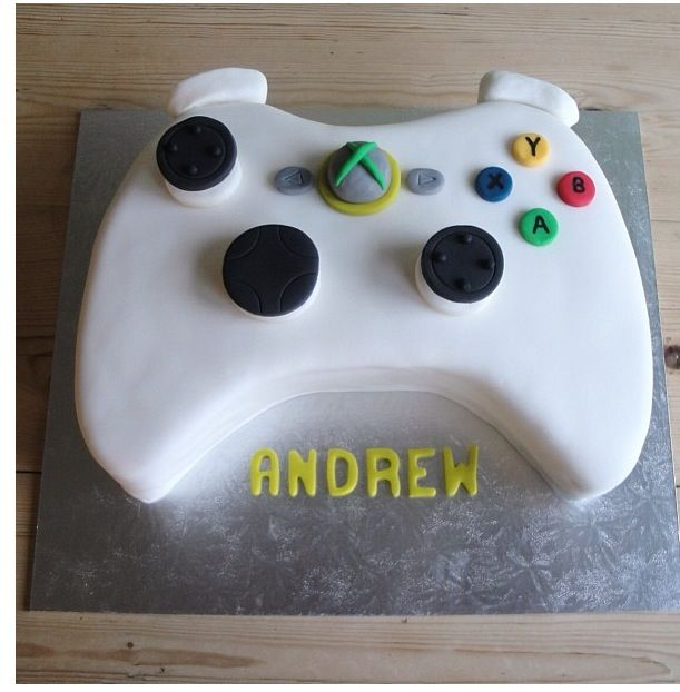 Cool Cake Xbox Gamer Btw For The Best Game Cheats