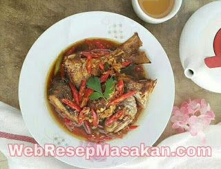 Resep Ikan Senangin Masak Tauco