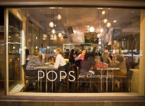 Pops for Champagne - Chicago , Illinois | River North Nightclub Reviews, and More