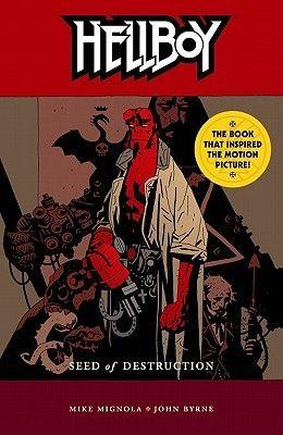 Hellboy, Vol. 1: Seed of Destruction by Mike Mignola