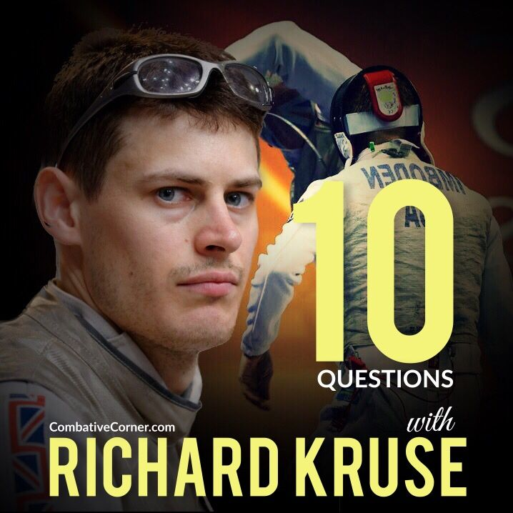 Richard Kruse (32) is a British fencer specializing in the foil.  He has represented Great Britain at the Summer Olympics three times.  In 2015, he was part of the Great Britain team that shocked Olympic champions Italy to win the first European Games in team foil. #RichardKruse #Fencing #GreatBritain #Olympics #Foil #Champion