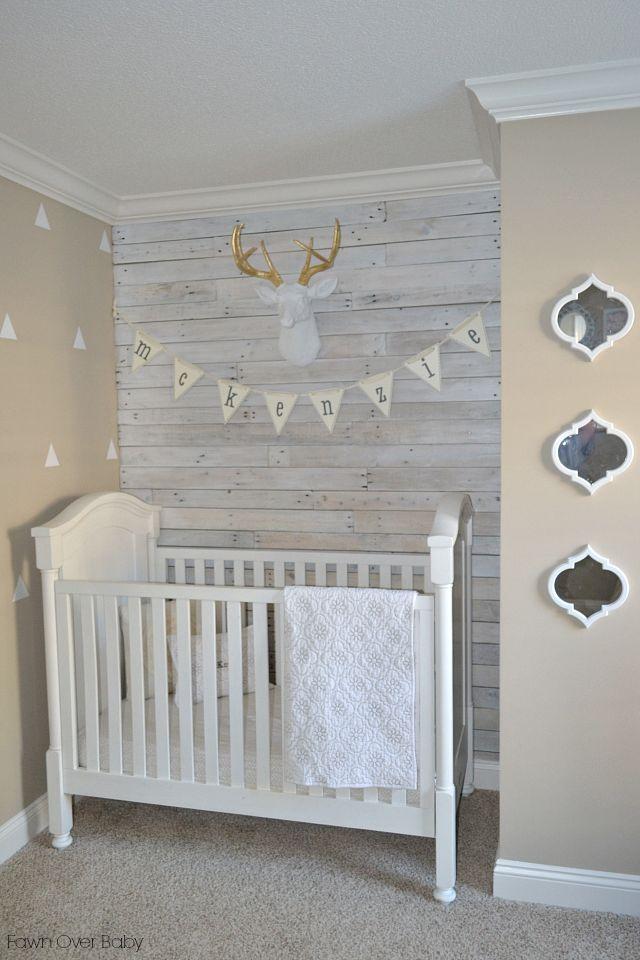 Mckenzies Nursery 2 Revealed Kynlee Lilee Pinterest