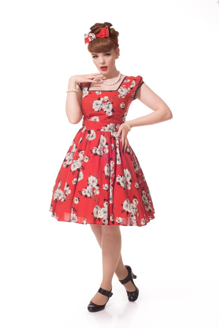 1000 Images About Lady Vintage Swing Dresses On Pinterest