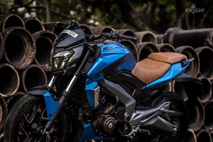 Bajaj Dominar 400 Gloss Metallic Blue Custom Wrap Photos https://blog.gaadikey.com/bajaj-dominar-400-gloss-metallic-blue-custom-wrap-photos/