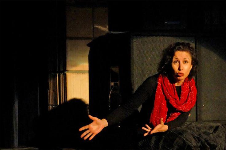 Λιλή Λαμπρέλλη, μιλάει στον Δημήτρη Μπουζάρα