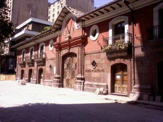 Casa Colorada Santiago