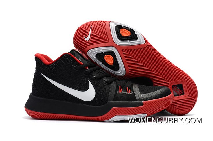 https://www.womencurry.com/girls-nike-kyrie-3-black-red-white-new-style.html GIRLS NIKE KYRIE 3 BLACK RED WHITE NEW RELEASE Only $95.47 , Free Shipping!