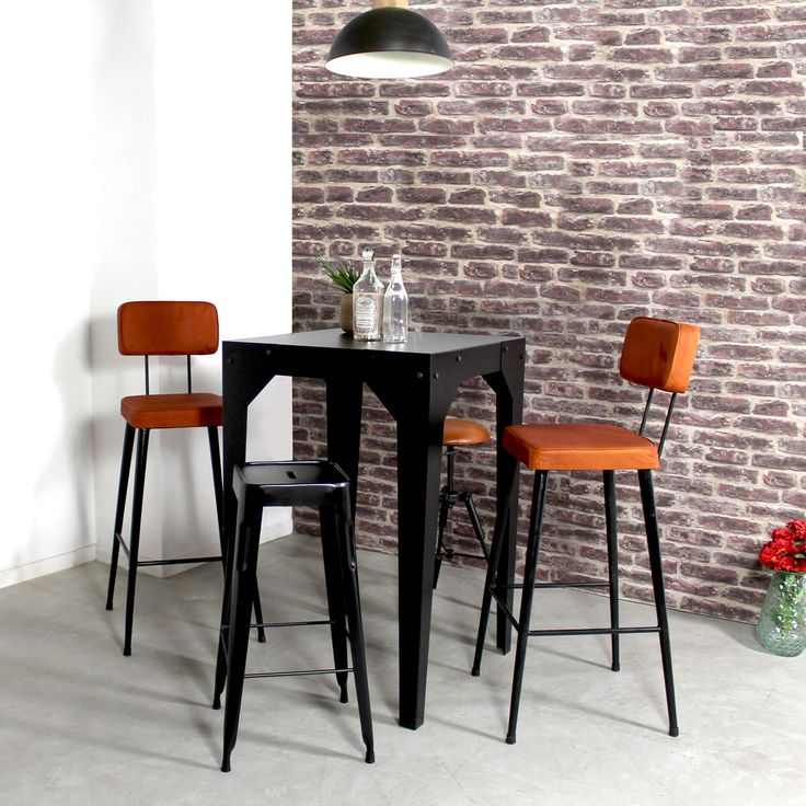 36 best Tabourets de bar - Made in Meubles images on Pinterest Bar