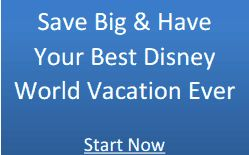 Buying Tickets for Disney World