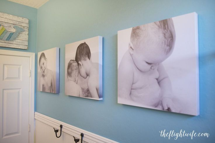 Kids Bathroom Makeover – Fun And Friendly Whales!