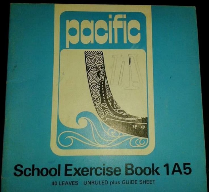 Old School Book. Christchurch, New Zealand