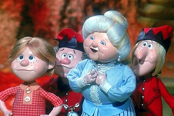 The Year Without a Santa Claus (1974)  This charming classic was a favorite of your childhood and should certainly be the same for your kids! Our two favorite duos, Jingle and Jangle the elves, and Heat Miser and Snow Miser, Mother Nature's bickering boys, make for good clean entertainment.