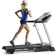 Gold's Gym Trainer 720 Treadmill with Extra-Wide Deck and Heart Rate Monitor