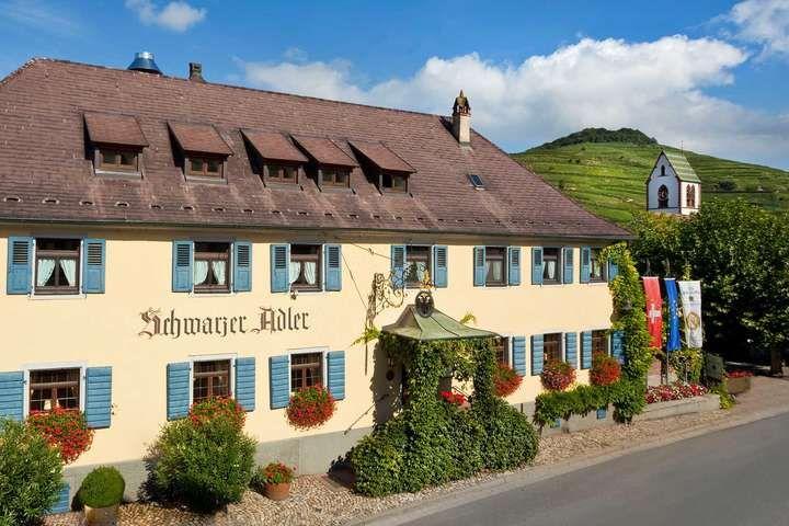 Die Top 10 Weinhotels in Deutschland - Falstaff