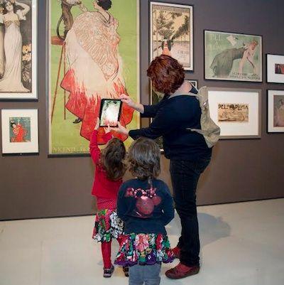 Museu Nacional d'Art de Catalunya. #sortirambnens #salirconniños