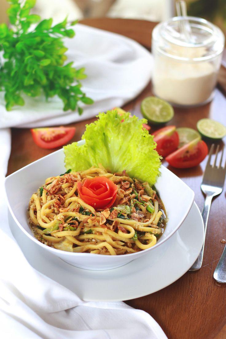 Mie Godog Jowo  Soup Javanese Noodle