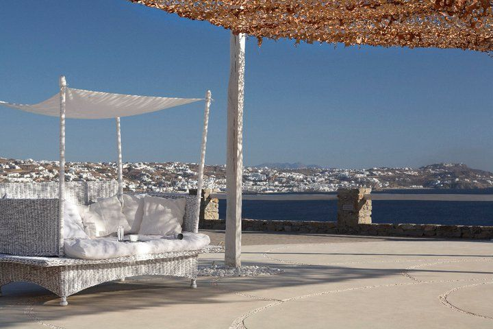 The perfect place to relax... @ Rocabella Mykonos Art Hotel & SPA !!!