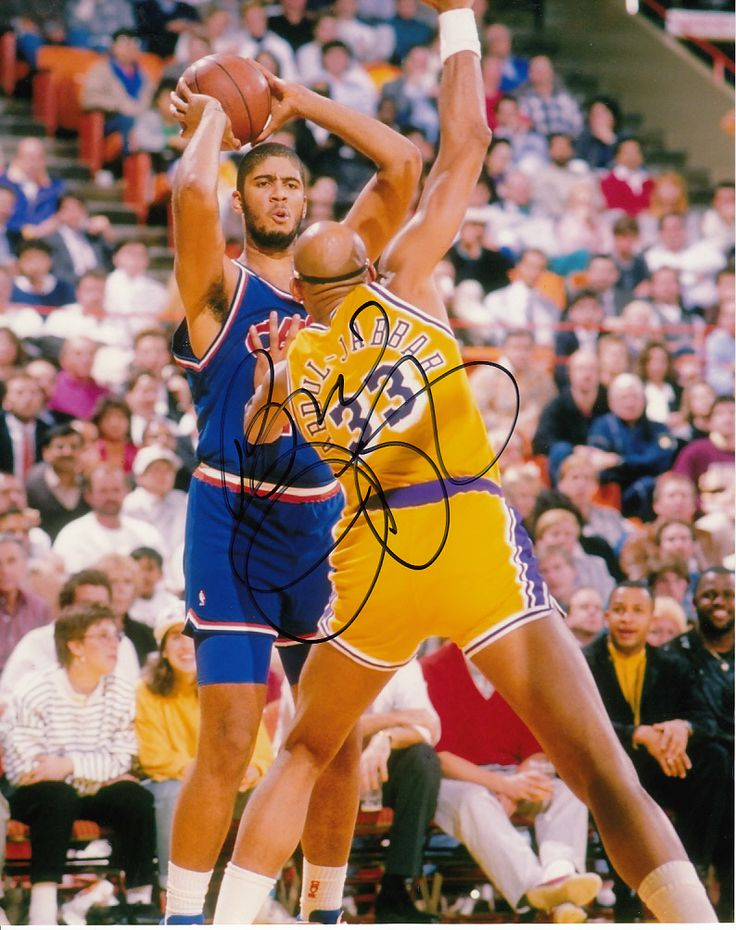Brad Daugherty Basketball | Brad Daugherty autographed Cleveland Cavaliers 8x10 photo