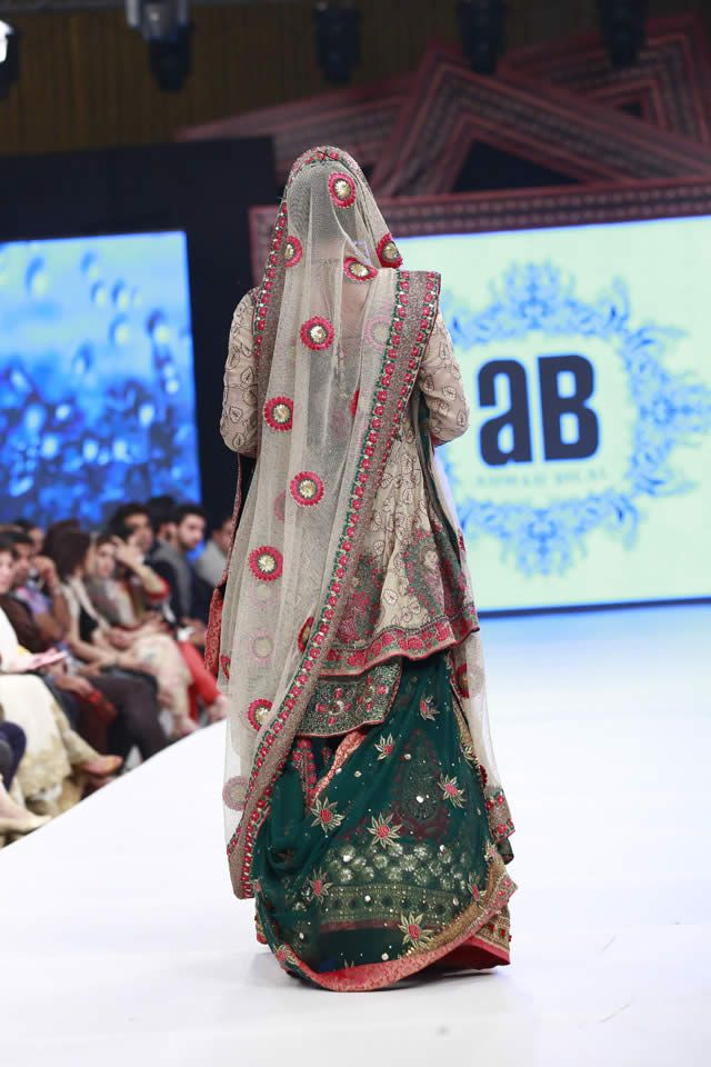 2016 Shaan-e-Pakistan Ahmed Bilal Collection Photo Gallery