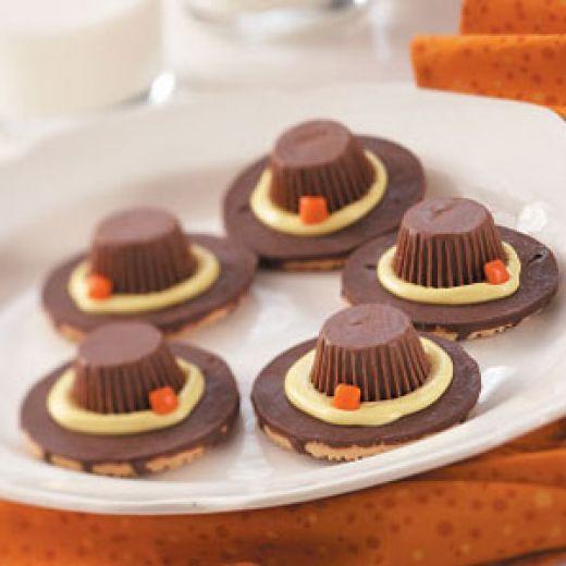 thanksgiving cute dessert ideas