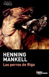 Letonia // Los perros de Riga, de Henning Mankell