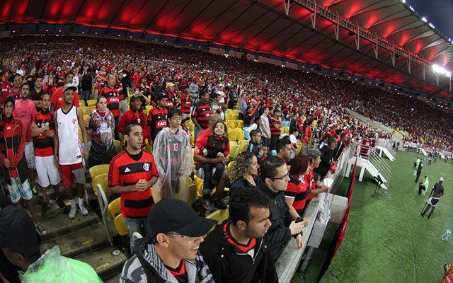 Flamengo x San Lorenzo no Maracanã já tem 41 mil ingressos vendidos