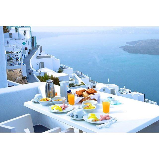 #Breakfast in paradise is served! Bon appetit!  Photo by @keerthirakesh/Instagram