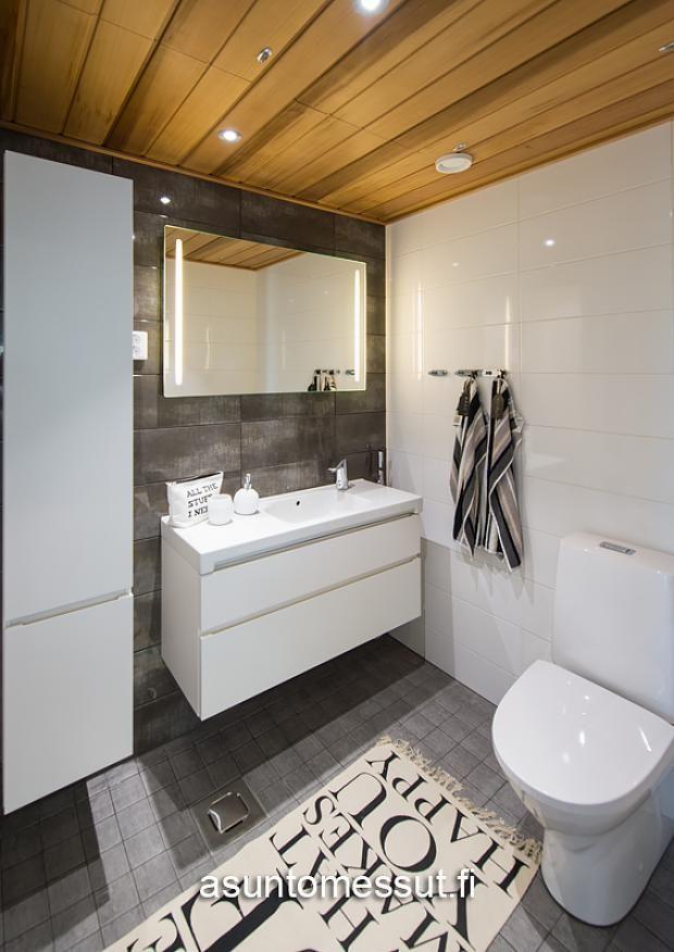 20 Honka Harmonia - WC | Asuntomessut