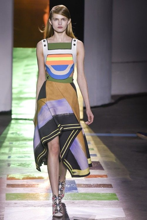 Favorite Peter Pilotto RTW Fall 2015 Looks - pic 9