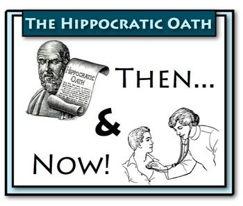an analysis of the hippocratic oath by hippocrates The hippocratic oath  historical analysis shows that the harmful influences of ideology on the development of medical  the oath of hippocrates,.