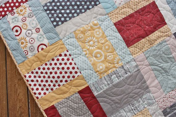 Doubled Up Pdf 3 Baby Quilt Patterns Layer Cake By