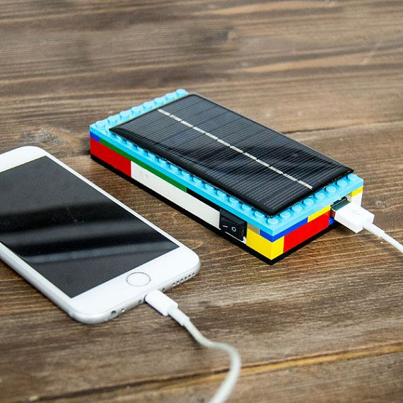 13 best stem steam projects images on pinterest arts and crafts lego solar charger diy kit iphone charger portable phone charger power bank lego gift gift for men or women gift for kids solutioingenieria Images