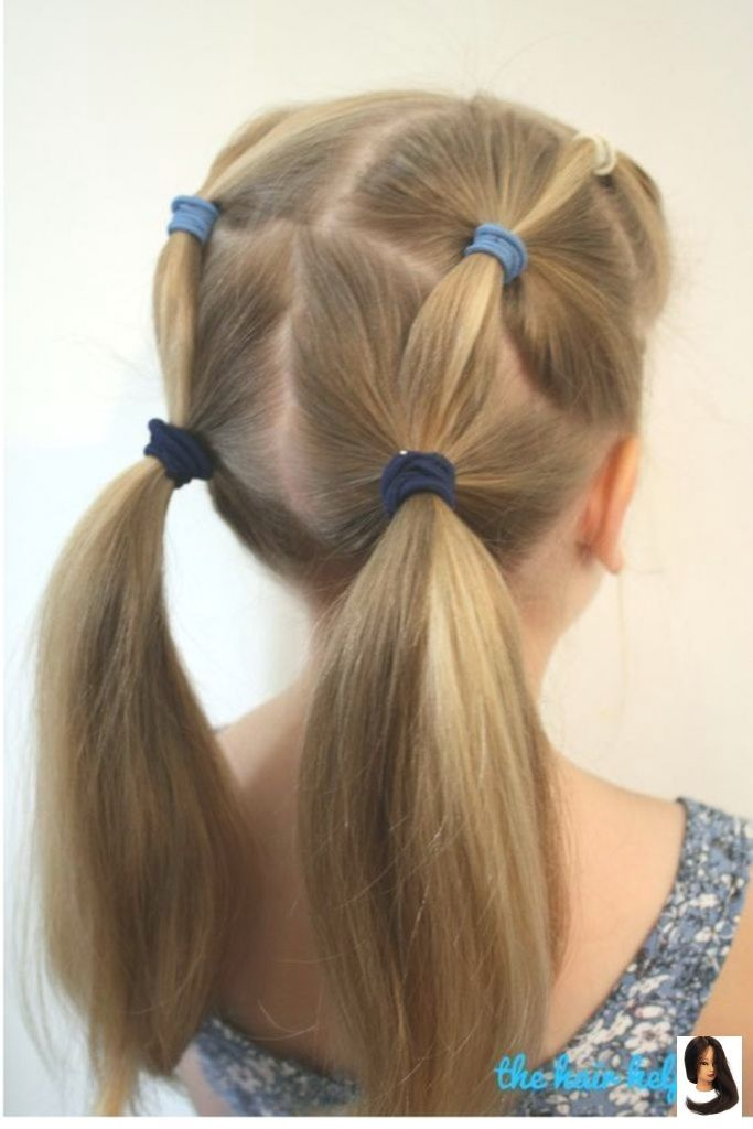 Brilliant Hairstyle Kids Kids Hairstyles Curly School 19 Brilliant Kids Hairstyle For Going School Kids H Penteados Faceis Penteados Penteados Updo