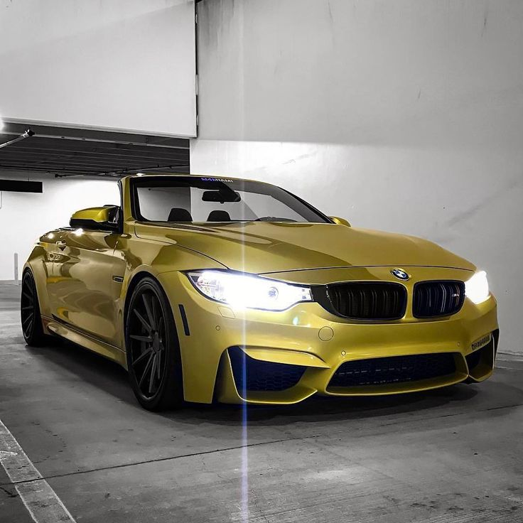 Eclipsing the sun. The BMW M4 Convertible. (via Instagram - bmwm) #bmw #bmwm #bmwm4 #m4 #f83 #bmwlove #bmwlife #convertible #cabrio #austinyellow