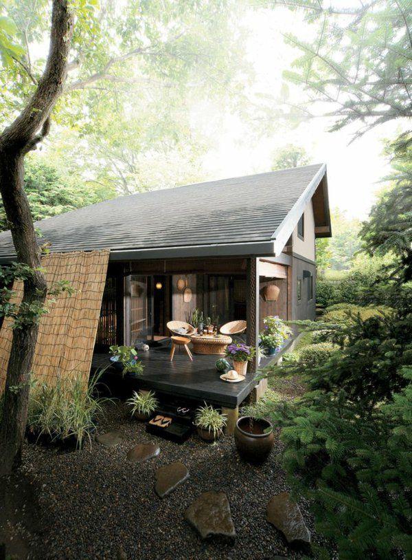 la maison moderne japonaise