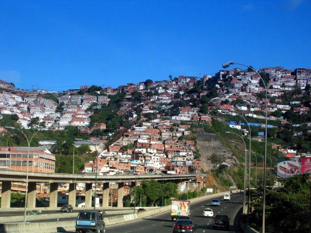 NINIVEMAIL: Venezuela - Caracas 2003. Cestování po světě širok...