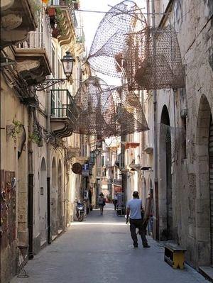 女同士の気まま旅 -イタリア・シチリア島-|世界の街並 写真日記