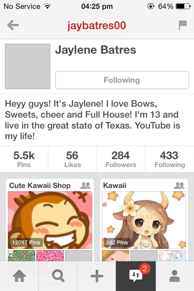 She gets a free shoutout because she's an amazing person, also because she's very nice!!!! Please follow her!!! @Jaylene Batres