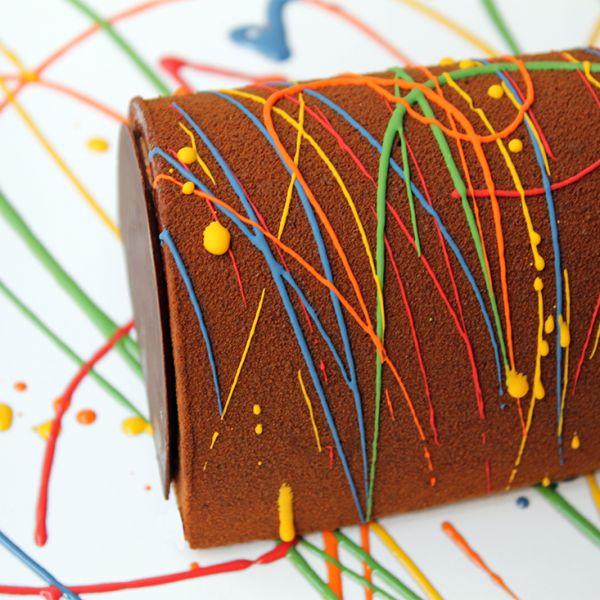17 meilleures images propos de recettes b ches de no l - Herve cuisine buche de noel ...