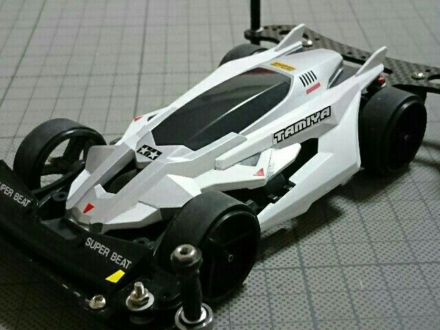 DCR-01 Found from google image. #TAMIYA #MINI4WD #DCR01