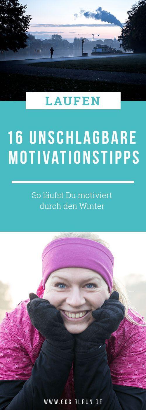 Laufen im Winter – Wie Du motiviert bleibst – café campfire