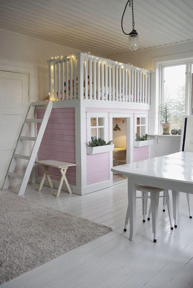 1610 best images about bunk bed ideas on pinterest kid - Etagenbett interio ...