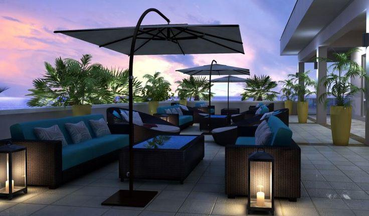 Theme Restaurant Terrace #h10oceancasadelmar #oceanbyh10hotels #oceanhotels #h10hotels #h10 #hotel #hotels