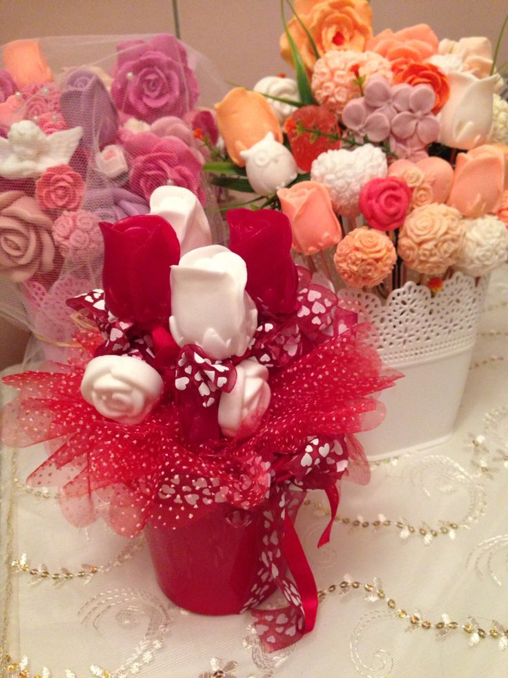 Soaps for valentine  Happy soaps by Seyda @facebook